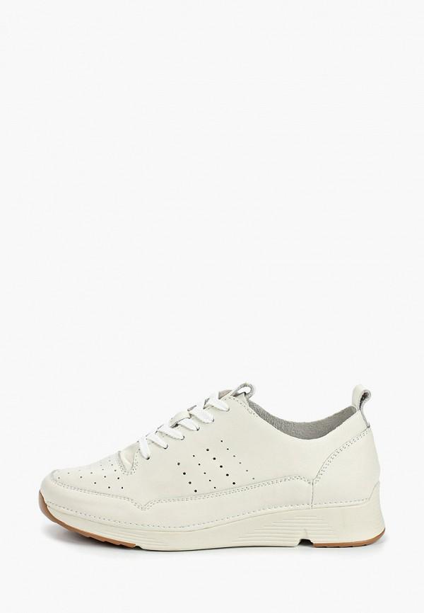 женские кроссовки la grandezza, белые