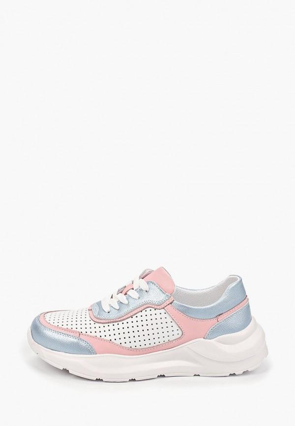 женские кроссовки la grandezza, разноцветные