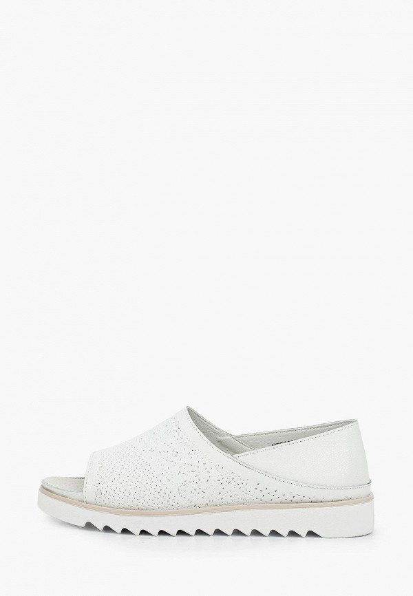женские туфли la grandezza, белые