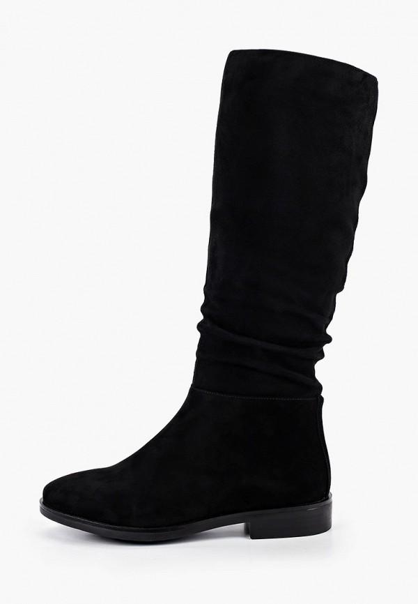 женские сапоги la grandezza, черные