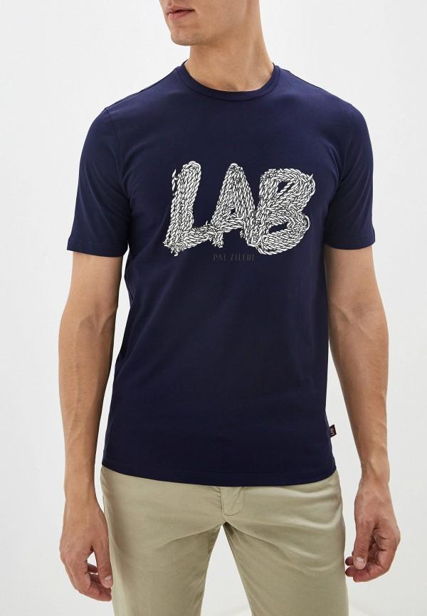 Футболка Lab. Pal Zileri Lab. Pal Zileri LA059EMGBXK7