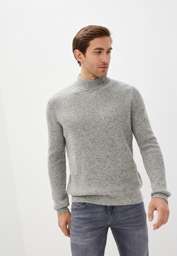 мужской свитер lab. pal zileri, серый