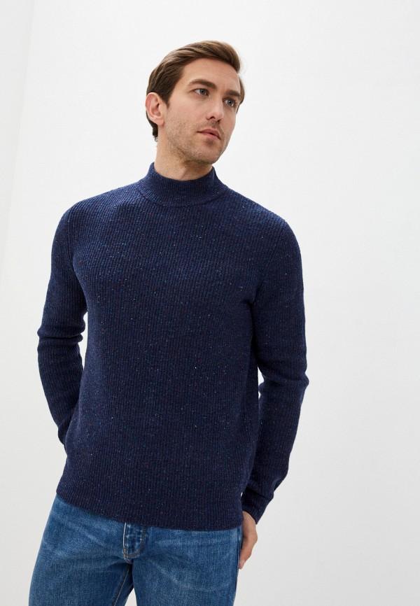 мужской свитер lab. pal zileri, синий
