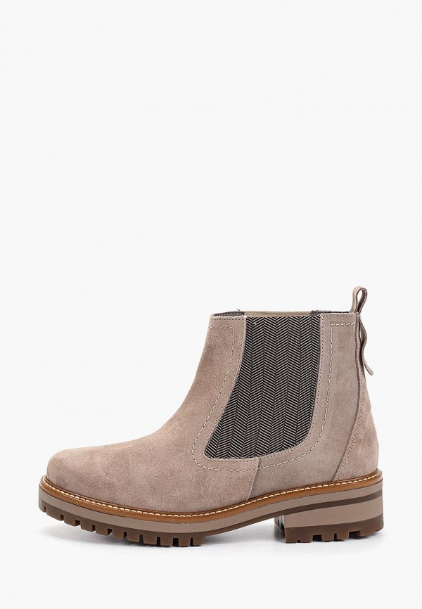 женские ботинки la coleccion, серые