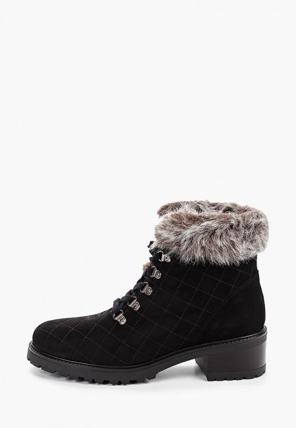 женские ботинки la coleccion, черные