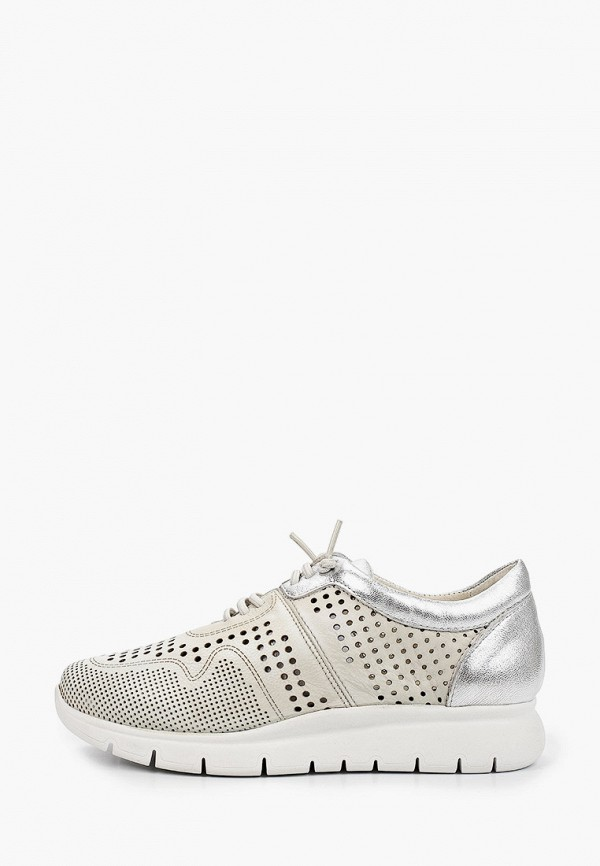 женские кроссовки la coleccion, серые