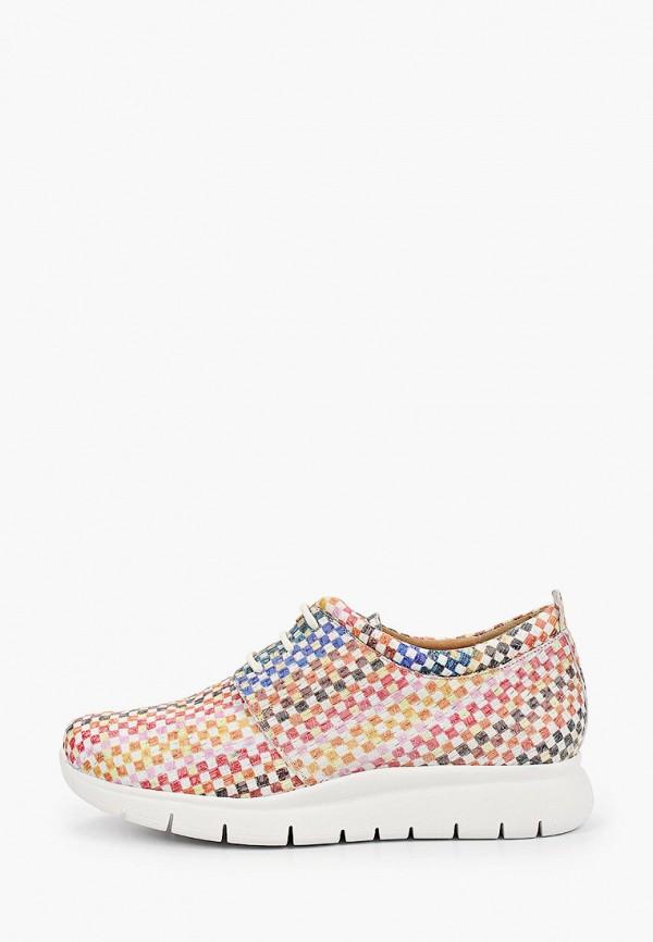 женские кроссовки la coleccion, разноцветные