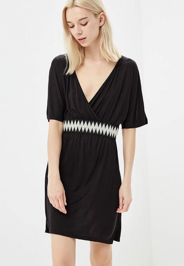 Платье пляжное Lascana Lascana LA061EWANSQ3 пижама quelle lascana 511161