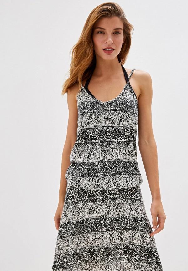 платье платье lascana, серое