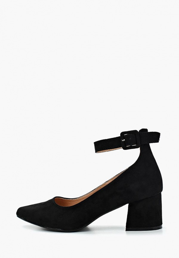 Фото - женские туфли La Bottine Souriante черного цвета