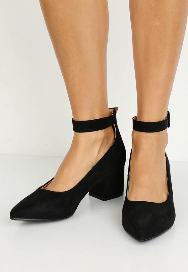 Фото 5 - женские туфли La Bottine Souriante черного цвета