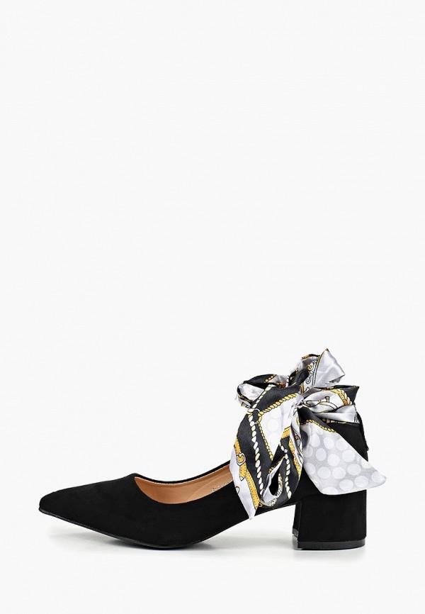 женские туфли la bottine souriante, черные