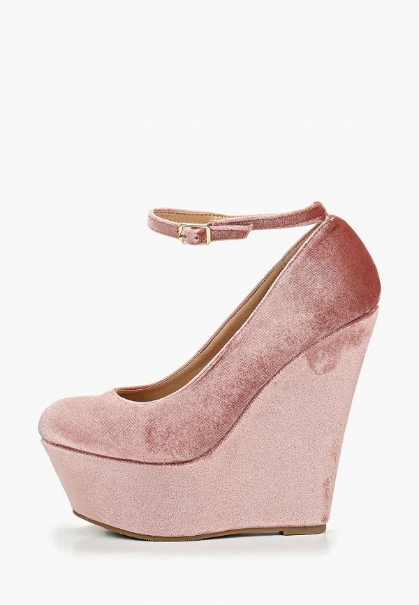 Туфли с застежкой на лодыжке La Bottine Souriante
