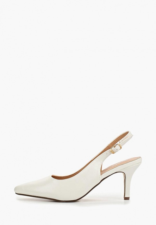 женские туфли la bottine souriante, белые
