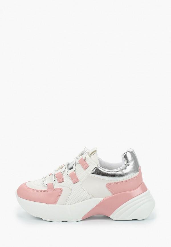 женские кроссовки la bottine souriante, белые