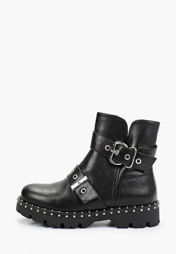 женские ботинки la bottine souriante, черные