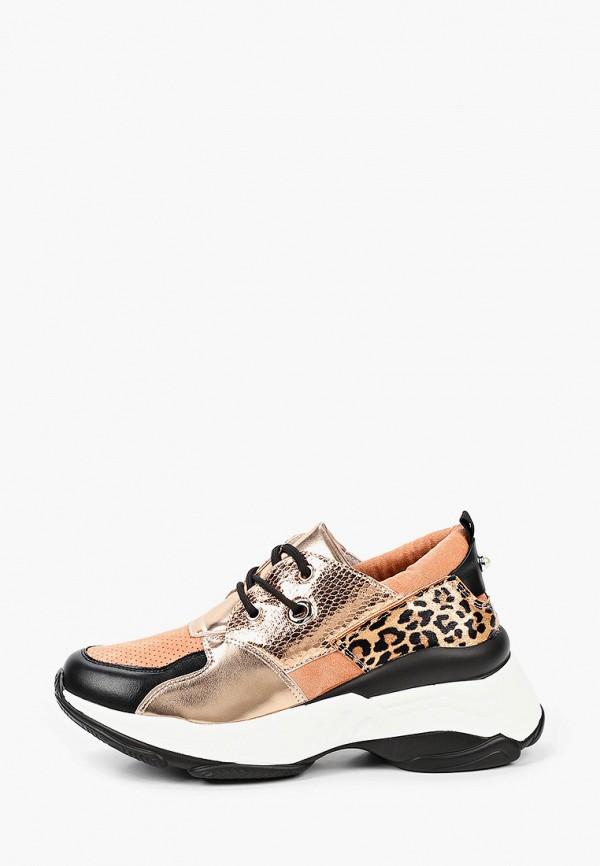 женские кроссовки la bottine souriante, разноцветные