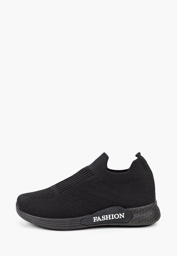 женские кроссовки la bottine souriante, черные