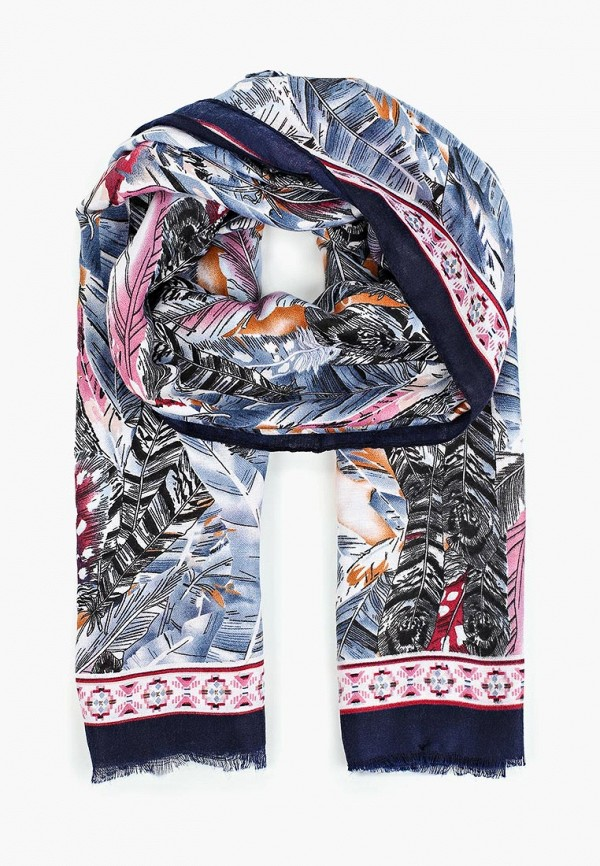 Палантин Laura Milano Laura Milano LA073GWDHSX1 блузка laura kent klingel цвет серый коралловый рисунок