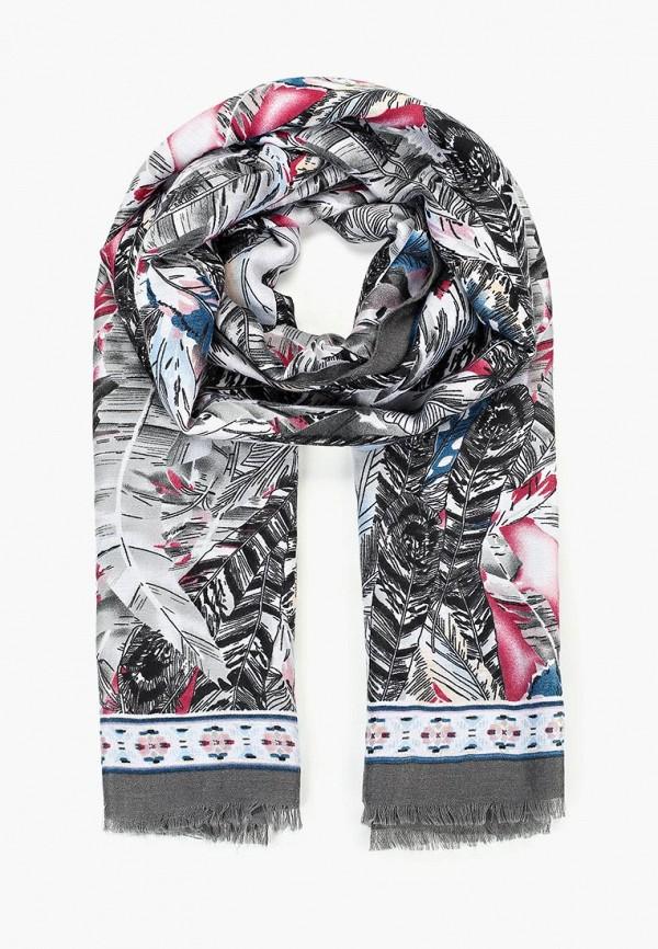 Палантин Laura Milano Laura Milano LA073GWDHSX3 блузка laura kent klingel цвет серый коралловый рисунок
