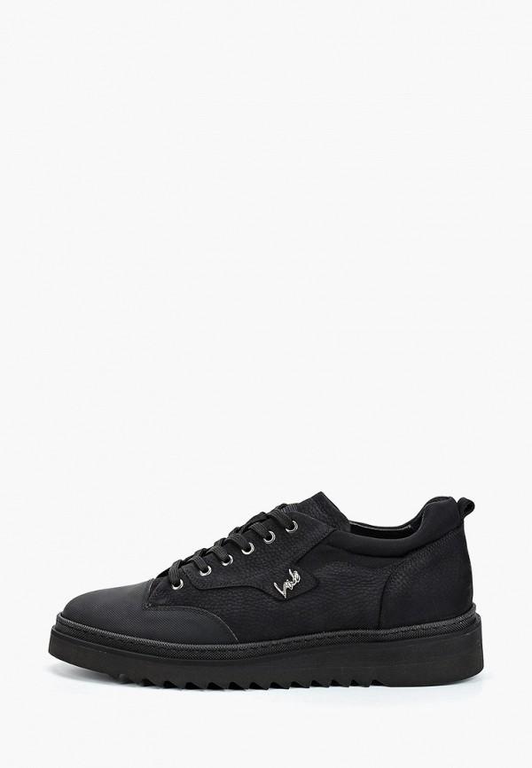 мужские ботинки lab-milano, черные