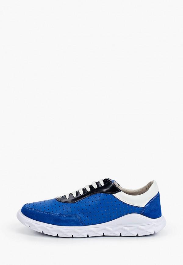 мужские кроссовки lab-milano, синие