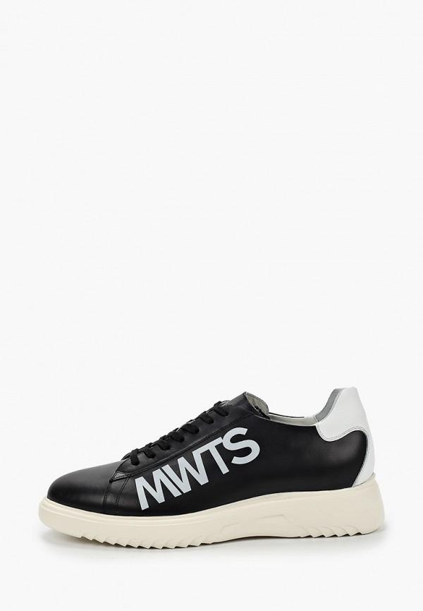 мужские кроссовки lab-milano, черные