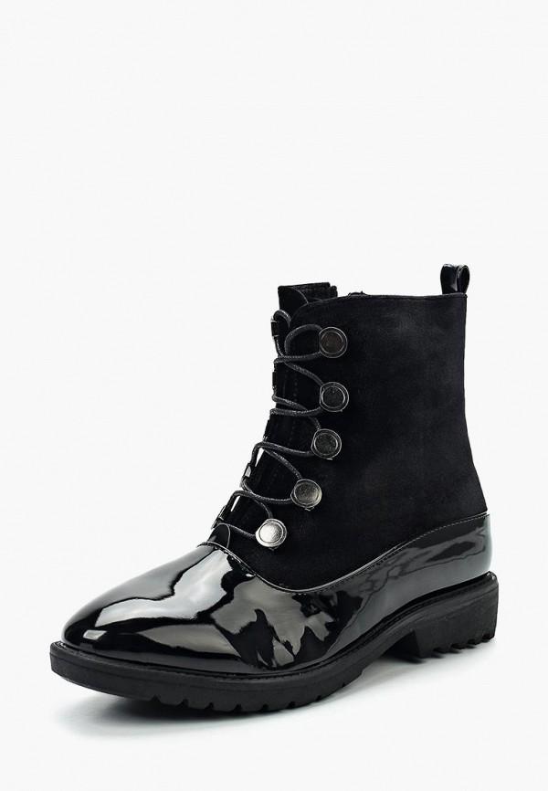 Купить Ботинки Laik, la077awxvp35, черный, Осень-зима 2017/2018