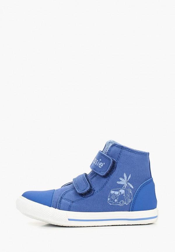 кеды lassie by reima для мальчика, синие