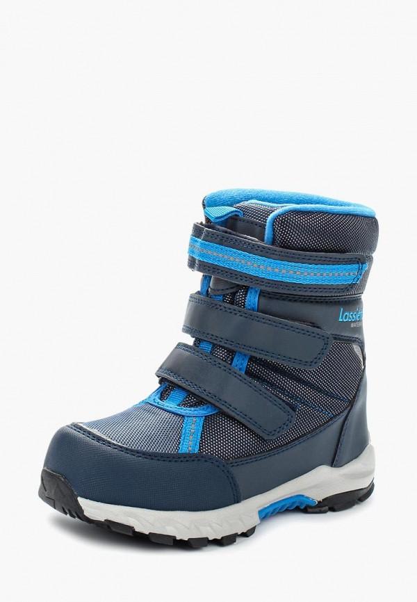 Купить Ботинки Lassie, LA078ABUQG27, синий, Осень-зима 2017/2018