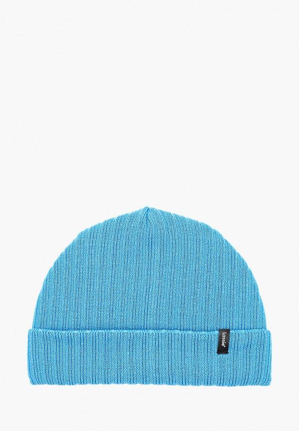 шапка lassie by reima для мальчика, голубая