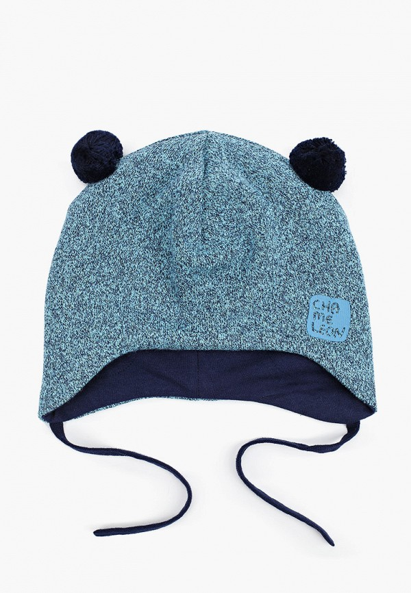шапка lassie by reima для мальчика, синяя