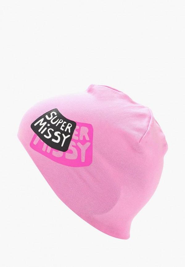 Купить Шапка Lassie, LA078CGADPW9, розовый, Весна-лето 2018