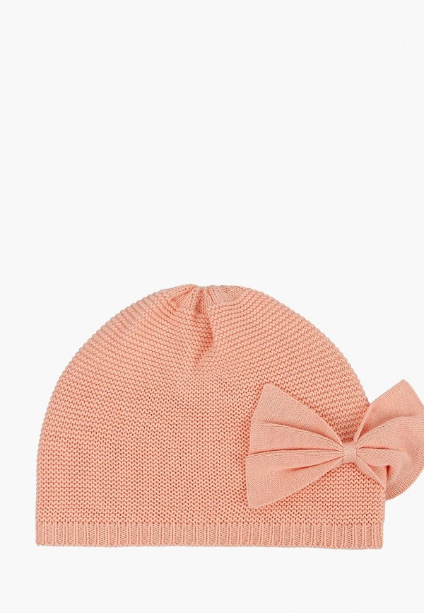 Купить Шапка Lassie, la078cgdsys5, оранжевый, Весна-лето 2019