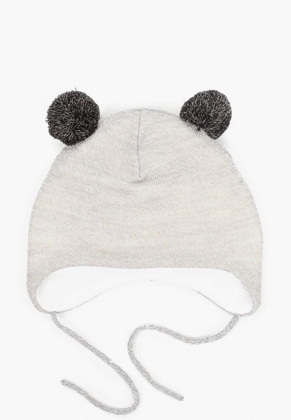 шапка lassie by reima малыши, серая