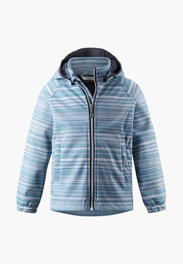 куртка lassie by reima для мальчика, голубая