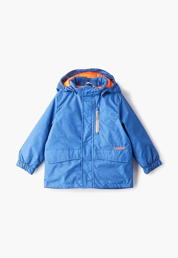 Куртка утепленная Lassie Lassie LA078EBDSYN2 цены