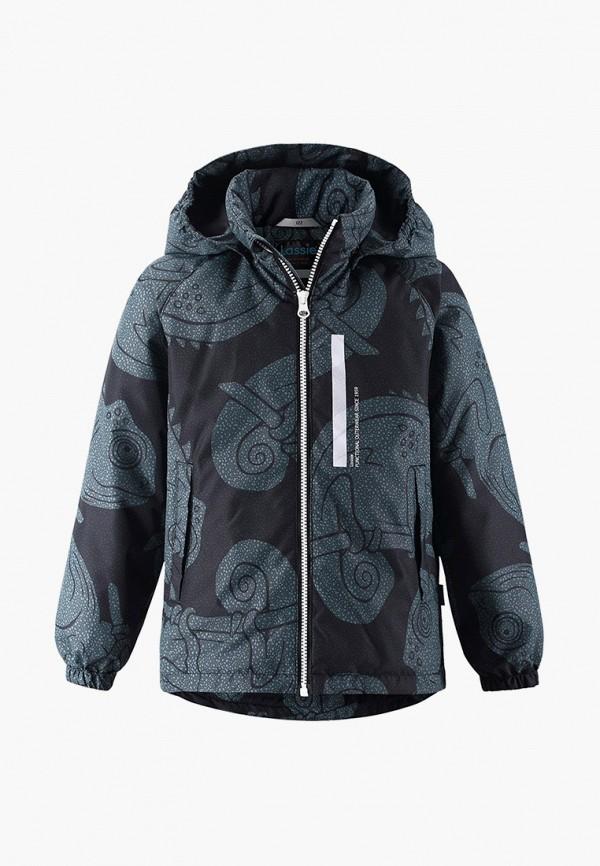 утепленные куртка lassie by reima для мальчика, серая