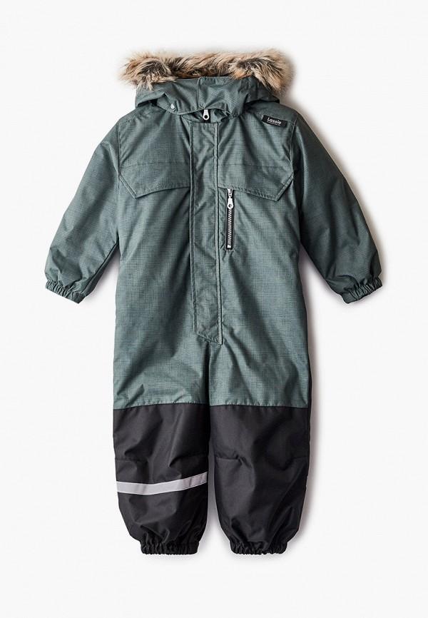 комбинезоны и костюмы lassie by reima для мальчика, зеленые