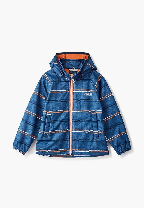 куртка lassie by reima для мальчика, синяя