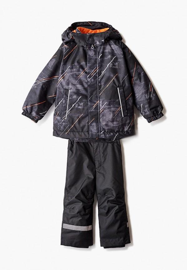комбинезоны и костюмы lassie by reima для мальчика, черные