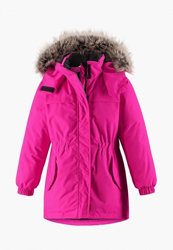 Куртка для девочки утепленная Lassie 721736-4690
