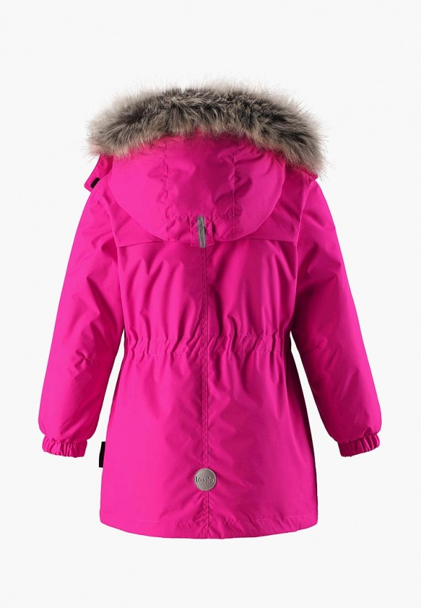 Куртка для девочки утепленная Lassie 721736-4690 Фото 2