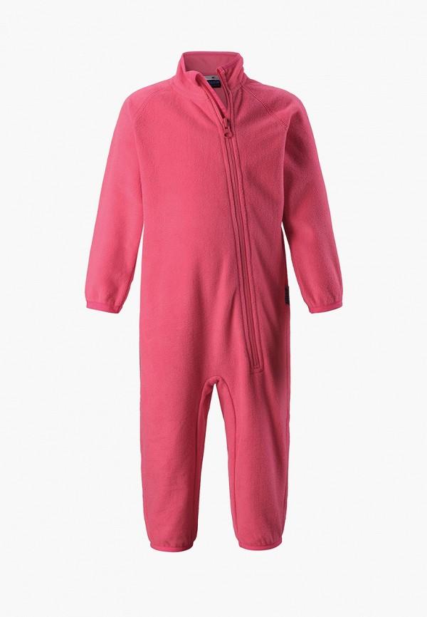 термобелье lassie by reima для девочки, розовое