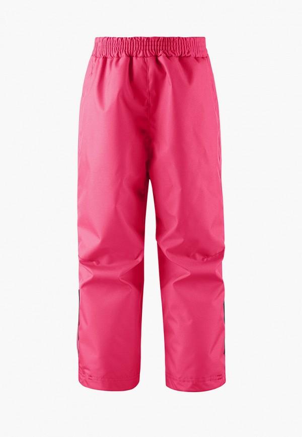 утепленные брюки lassie by reima для девочки, розовые