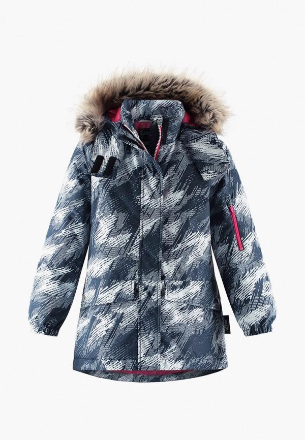 куртка lassie by reima для девочки, синяя
