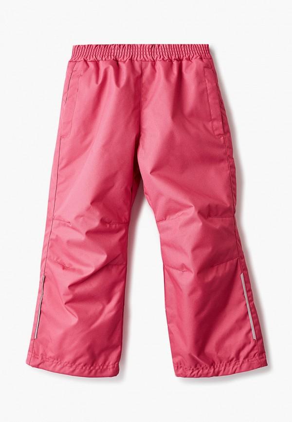 брюки lassie by reima для девочки, розовые