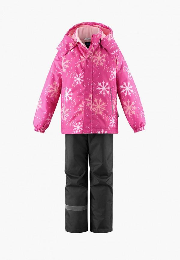 комбинезоны и костюмы lassie by reima для девочки, разноцветные