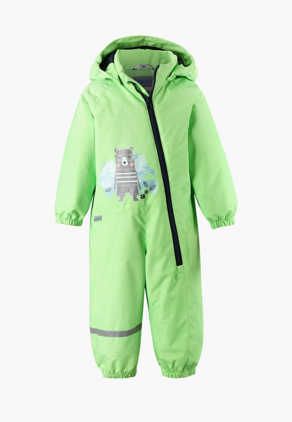 комбинезоны и костюмы lassie by reima малыши, зеленые