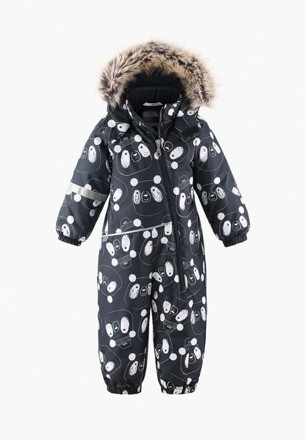 комбинезоны и костюмы lassie by reima малыши, черные